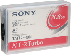 Sony AIT-2 Turbo 80 GB
