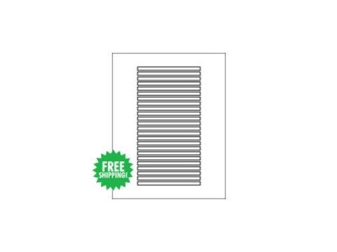 Ace CD Spine Label - 1 Sheet
