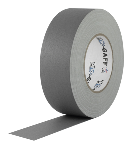 Pro-Tapes Pro-Gaffer 2 Inch Grey