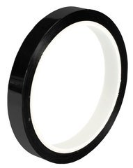 "Pro-Tapes Pro Sheen 1/2"" Black"