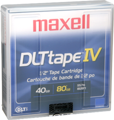 Maxell DLT IV 40 GB