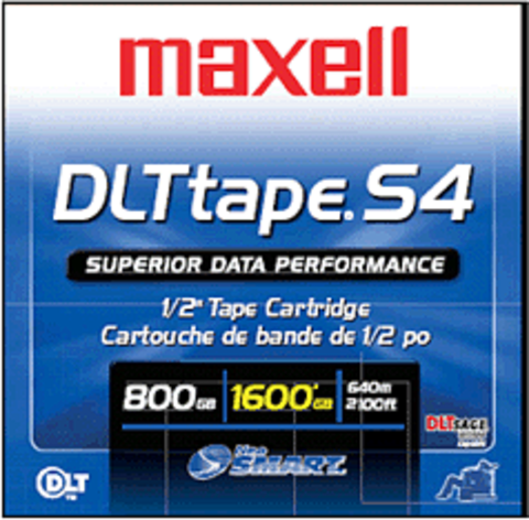 Maxell DLT S4 800 GB