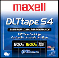 DLT S4 800 GB