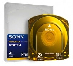 Sony 100GB Triple Layer Professional Disc - PFD100TLA
