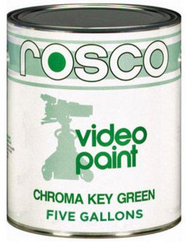 Chroma Key Green Paint #05711 - 5 Gallon