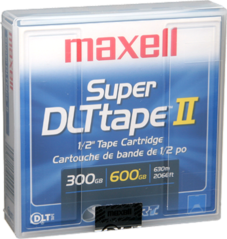 Maxell SDLT II 300 GB