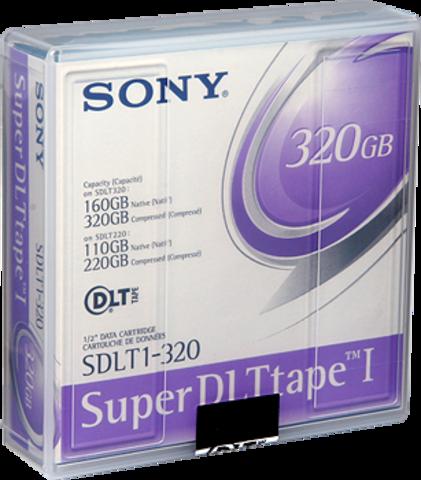 Sony SDLT I 160 GB