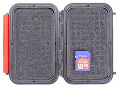 HPRC 1300E - Multiformat Memory Card Case (with Foam Insert)