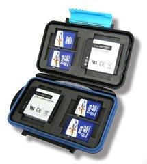 SD/CF/Battery Hard Case