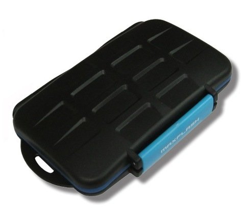 Prime Memory SD/CF/Battery Hard Case
