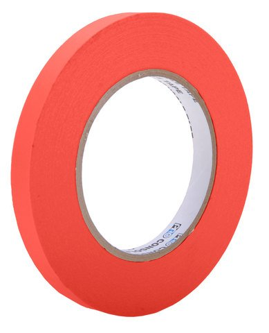 Pro-Tapes Pro-Console 1/2 Inch Red