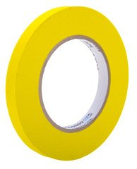 Pro-Tapes Pro-Console 1/2 Inch Yellow