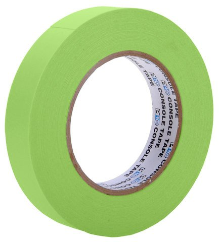 Pro-Tapes Pro-Console 1 Inch Green