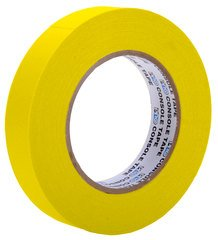 Pro-Tapes Pro-Console 1 Inch Yellow