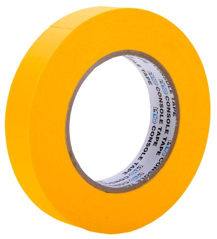 Pro-Tapes Pro-Console 1 Inch Orange