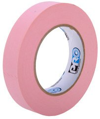 Pro 46 Paper Tape 1 Inch Pink