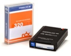 Tandberg Data 320GB RDX QuikStor Removable Cartridge