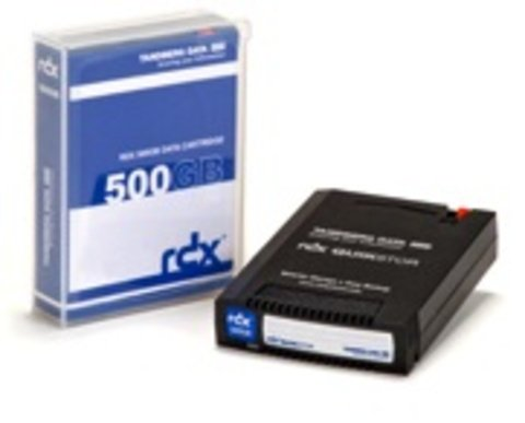 500GB RDX QuikStor Removable Cartridge
