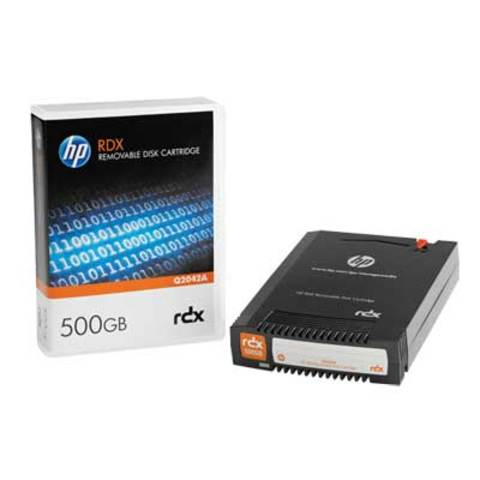RDX 500GB Removable Disk Cartridge