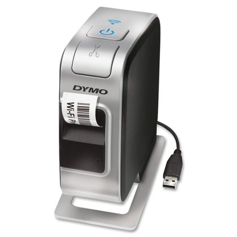Dymo LabelManager Wireless PnP Thermal Transfer Desktop Printer