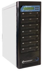 Microboards CopyWriter Pro Blu-ray Tower Duplicator with 7 Recorders