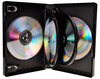 27mm 5 Disc DVD Case with Two Trays