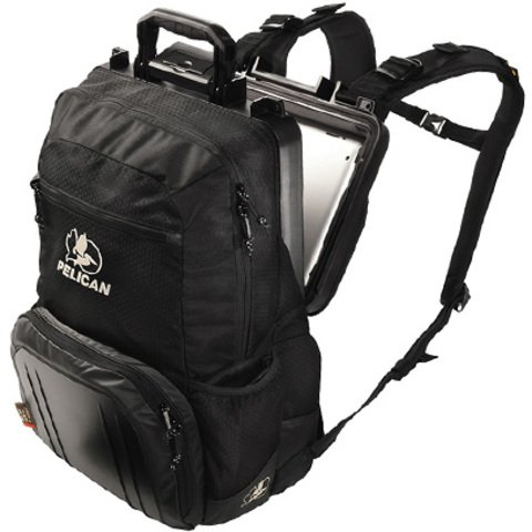 Pelican S140 Sport Elite Tablet Backpack - Black on Black