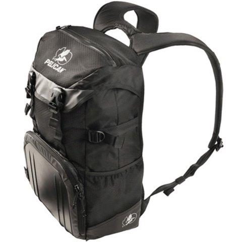 Pelican S145 Sport Tablet Backpack - Black on Black