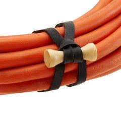 BongoTies Black - 10 Ties