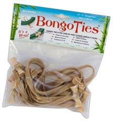 BongoTies Natural - 10 Ties