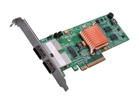 HighPoint RocketRAID 4522 6Gb/s SAS/SATA RAID Card