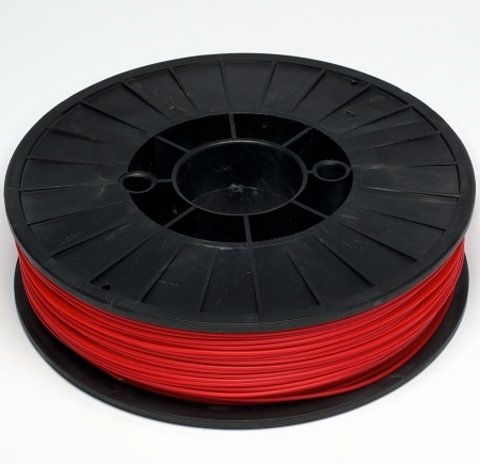 Premium Red ABS Filament - 21984