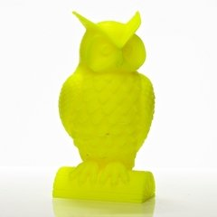 Afinia Value-Line Fluorescent Yellow ABS Filament - 22054