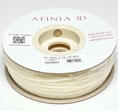 Afinia Value-Line Natural ABS Filament - 22061