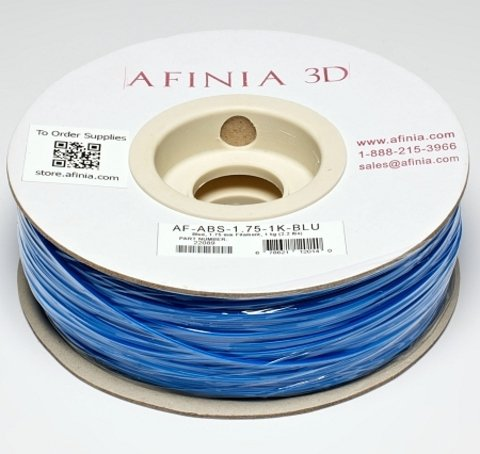 Value-Line Blue ABS Filament - 22089