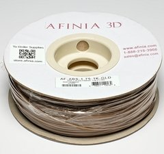 Value-Line Gold ABS Filament - 22103