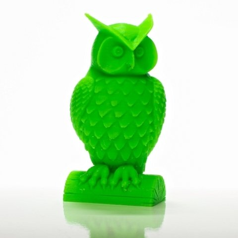 Afinia Value-Line Green ABS Filament - 22124