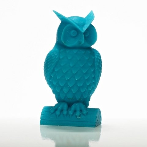 Afinia Value-Line Glow-in-the-Dark Blue ABS Filament - 22138