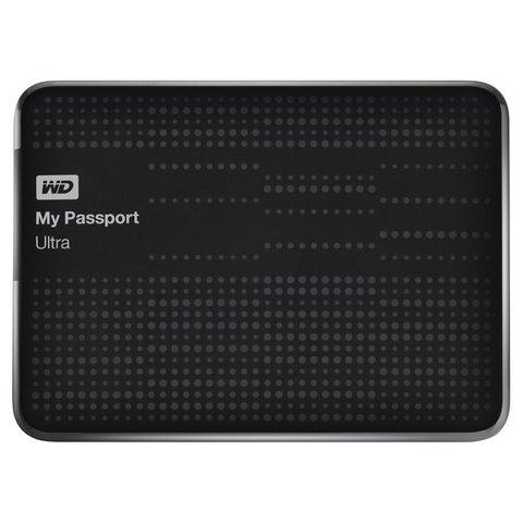 Western Digital 2TB My Passport Ultra USB 3.0 - Black