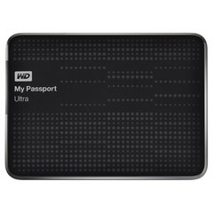 2TB My Passport Ultra USB 3.0 - Black