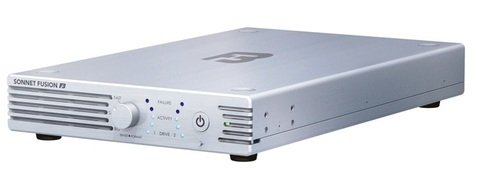 Sonnet Fusion F3 6TB RAID Storage System