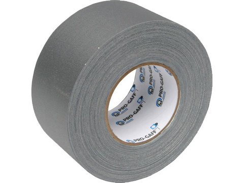 Pro-Tapes Pro-Gaffer 3 Inch Grey