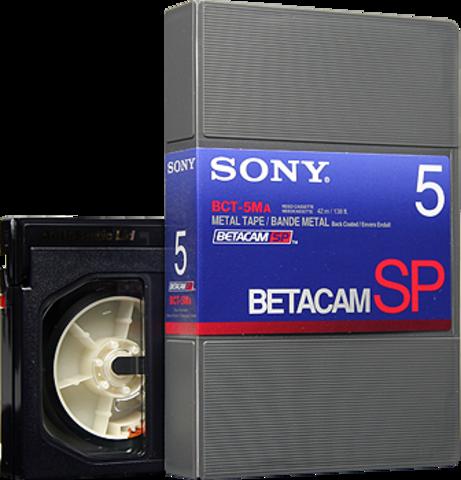 Sony - BCT-5MA