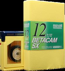 Maxell B-12SX