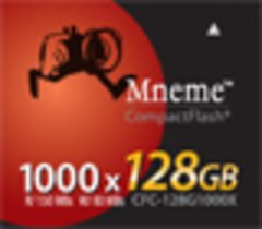 Shining Technology 128GB Mneme Compact Flash Memory Card 1000X