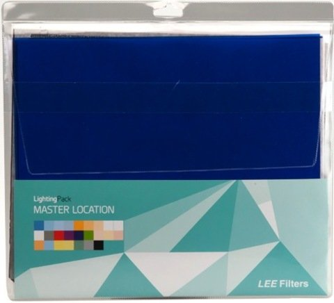 Lee Master Location Pre-cut Filter Pack