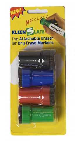 Kleen Slate Large Erasers - 4-Pack