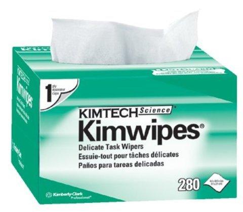Kimberly-Clark Kimtech Science Kimwipes - 4.4