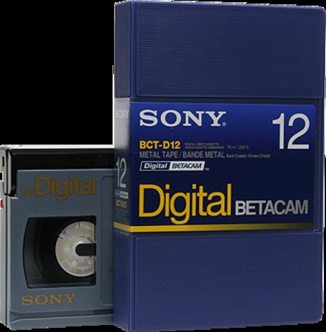 Sony BCT-D12