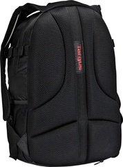 "Targus Terra 16"" Laptop Backpack, Black/Red"